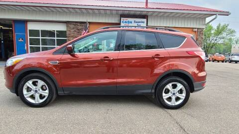 2016 Ford Escape for sale at Twin City Motors in Grand Forks ND