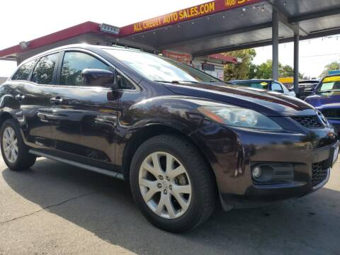 2009 Mazda CX-7 for sale at ALL CREDIT AUTO SALES in San Jose CA