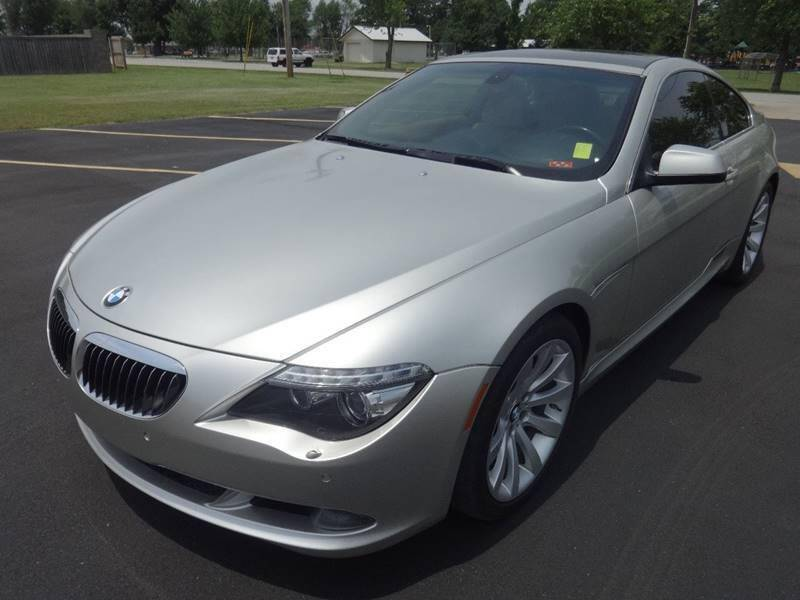 2010 BMW 6 Series for sale at Just Drive Auto in Springdale AR