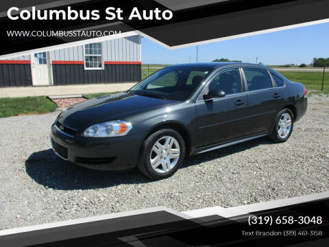 2016 Chevrolet Impala Limited for sale at Columbus St Auto in Crawfordsville IA