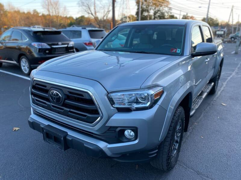 2018 Toyota Tacoma for sale at 1A Auto Sales in Walpole MA
