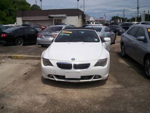 2007 BMW 6 Series for sale at Louisiana Imports in Baton Rouge LA