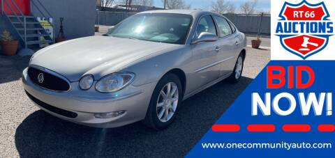 2006 Buick LaCrosse for sale at One Community Auto LLC in Albuquerque NM