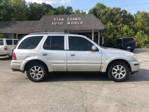 2006 Buick Rainier for sale at STAN EGAN'S AUTO WORLD, INC. in Greer SC