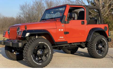 2005 Jeep Wrangler for sale at Superior Wholesalers Inc. in Fredericksburg VA