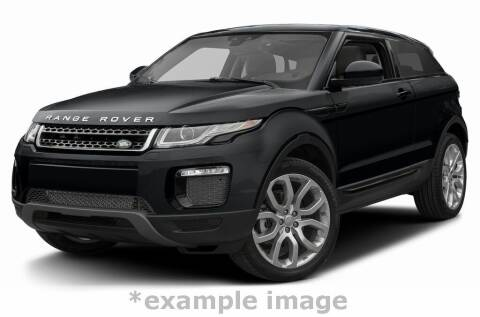 2016 Land Rover Range Rover Evoque for sale at Coast to Coast Imports in Fishers IN