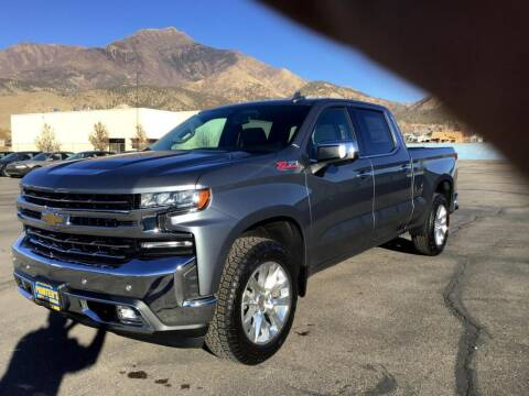 2021 Chevrolet Silverado 1500 for sale at Painter's Mitsubishi in Saint George UT