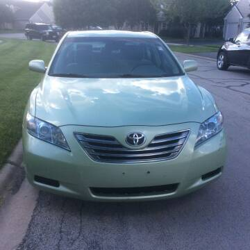 2008 Toyota Camry Hybrid for sale at Luxury Cars Xchange in Lockport IL