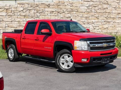 2010 Chevrolet Silverado 1500 for sale at Car Hunters LLC in Mount Juliet TN