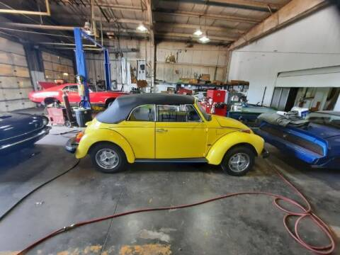 1979 Volkswagen Super Beetle for sale at Haggle Me Classics in Hobart IN