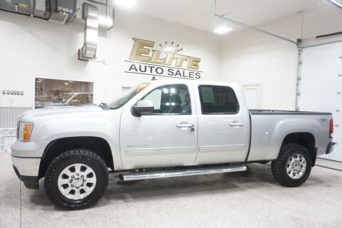 2011 GMC Sierra 2500HD for sale at Elite Auto Sales in Ammon ID