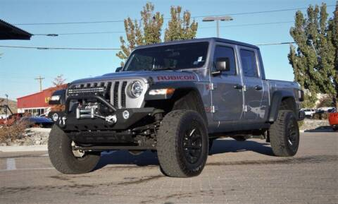 2020 Jeep Gladiator for sale at MUSCLE MOTORS AUTO SALES INC in Reno NV