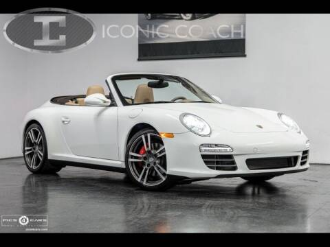 2012 Porsche 911 for sale at Iconic Coach in San Diego CA
