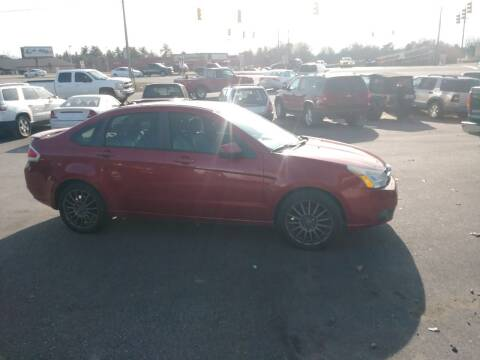 2009 Ford Focus for sale at Granite Motor Co 2 in Hickory NC