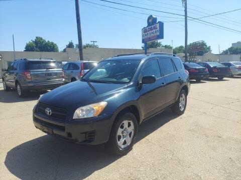 2011 Toyota RAV4 for sale at Suzuki of Tulsa - Global car Sales in Tulsa OK