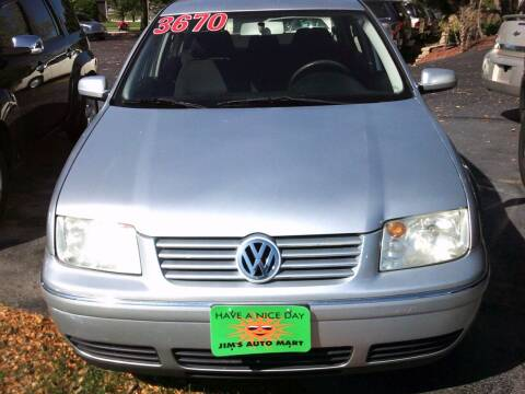 2004 Volkswagen Jetta for sale at JIMS AUTO MART INC in Milwaukee WI