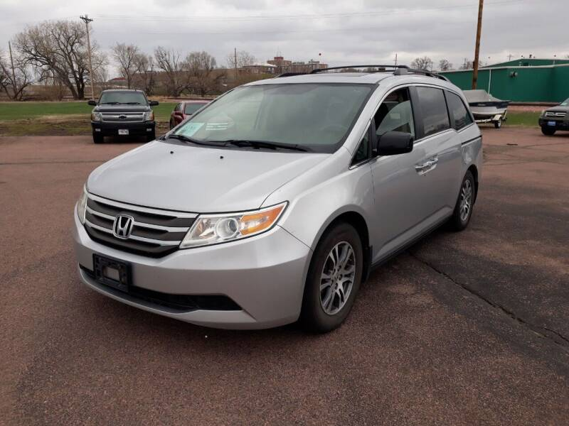 2011 Honda Odyssey for sale at Dakota Cars and Credit LLC in Sioux Falls SD