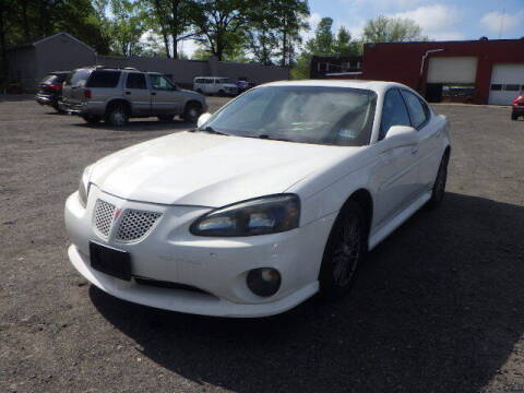 2008 Pontiac Grand Prix for sale at GLOBAL MOTOR GROUP in Newark NJ