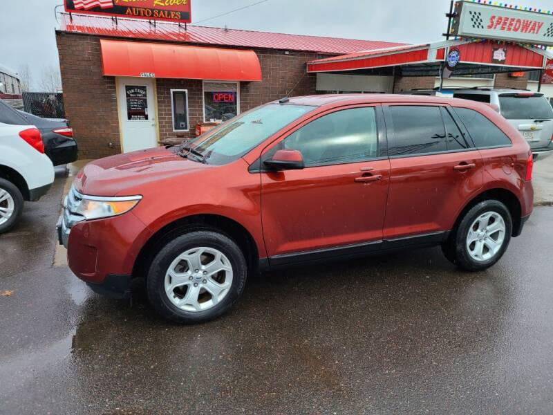 2014 Ford Edge for sale at Rum River Auto Sales in Cambridge MN