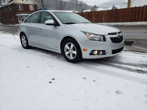 2014 Chevrolet Cruze for sale at Affordable Auto Sales in Johnstown PA