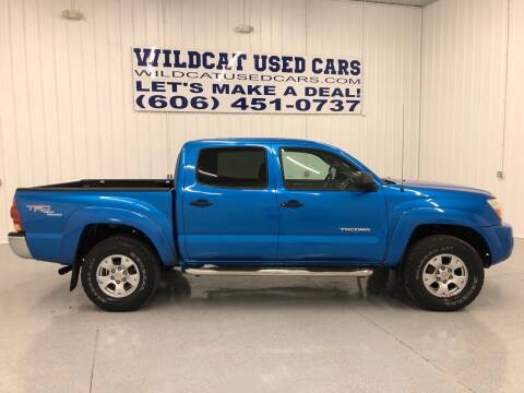 2007 Toyota Tacoma for sale at Wildcat Used Cars in Somerset KY