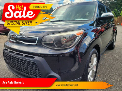 2014 Kia Soul for sale at Ace Auto Brokers in Charlotte NC