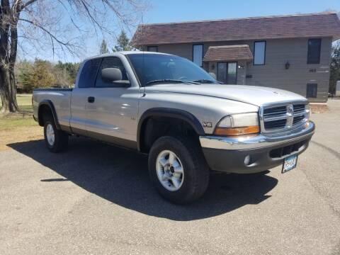 1998 Dodge Dakota for sale at Shores Auto in Lakeland Shores MN