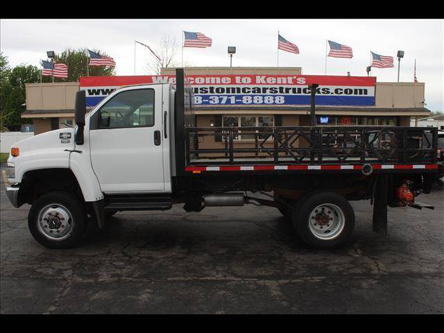 2005 GMC C5500 for sale at Kents Custom Cars and Trucks in Collinsville OK