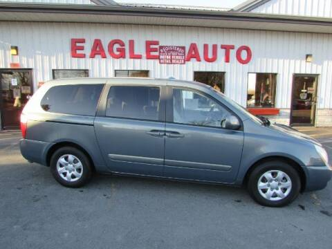 2006 Kia Sedona for sale at Eagle Auto Center in Seneca Falls NY