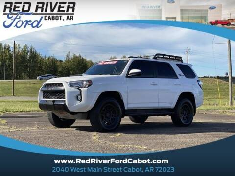 2020 Toyota 4Runner for sale at RED RIVER DODGE - Red River of Cabot in Cabot, AR