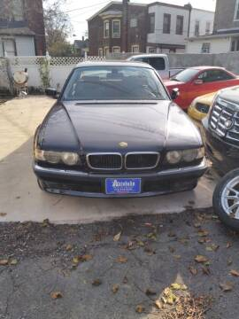 2001 BMW 7 Series for sale at Autobahn Motor Group in Philadelphia PA