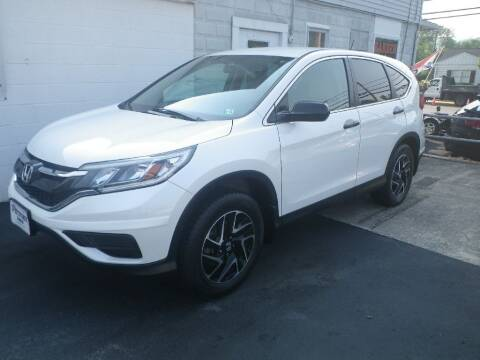 2016 Honda CR-V for sale at VICTORY AUTO in Lewistown PA