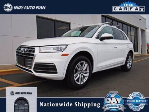 2020 Audi Q5 for sale at INDY AUTO MAN in Indianapolis IN