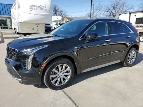 2020 Cadillac XT4 for sale at Kell Auto Sales, Inc - Grace Street in Wichita Falls TX