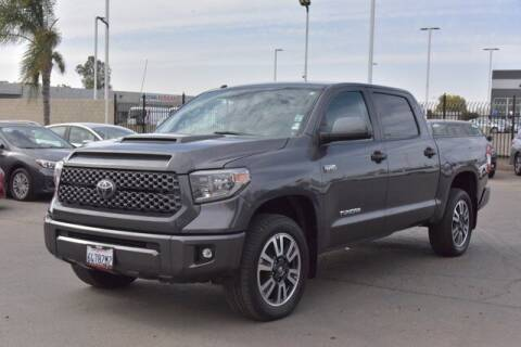 2018 Toyota Tundra for sale at Choice Motors in Merced CA