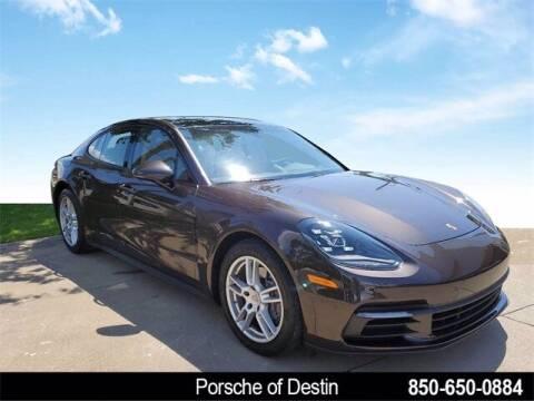 2018 Porsche Panamera for sale at Gregg Orr Pre-Owned of Destin in Destin FL