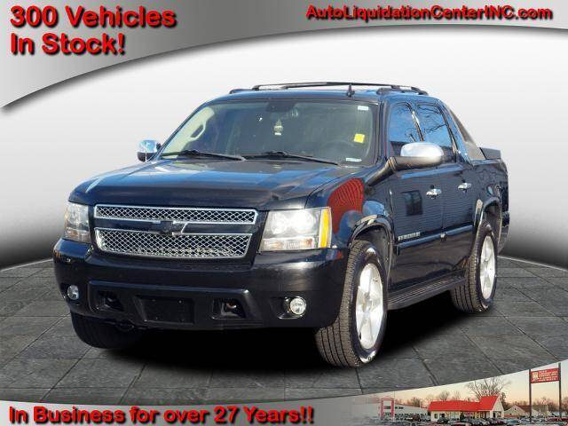 2008 Chevrolet Avalanche for sale in New Haven, IN
