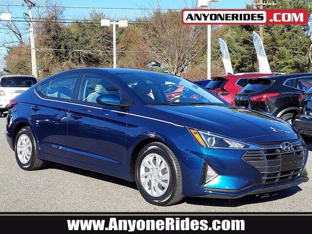 2019 Hyundai Elantra for sale at ANYONERIDES.COM in Kingsville MD