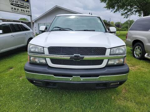 2006 Chevrolet Avalanche for sale at Lakeshore Auto Wholesalers in Amherst OH