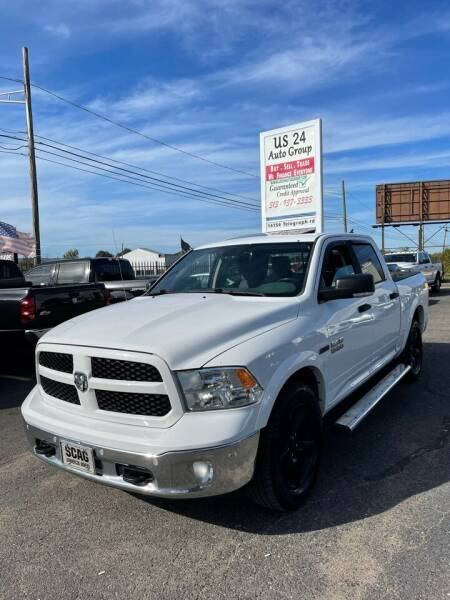 2015 RAM Ram Pickup 1500 for sale at US 24 Auto Group in Redford MI