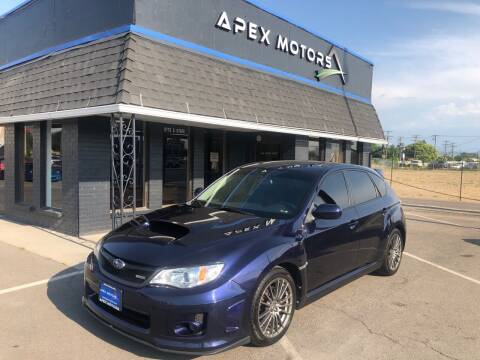 2014 Subaru Impreza for sale at Apex Motors in Murray UT