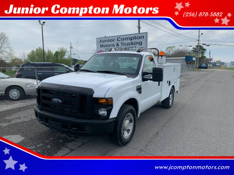 2008 Ford F-350 Super Duty for sale at Junior Compton Motors in Albertville AL