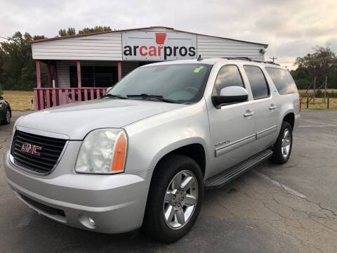 2011 GMC Yukon XL for sale at Arkansas Car Pros in Cabot AR