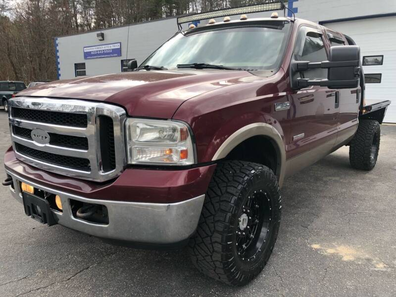 2006 Ford F-350 Super Duty for sale at Kingston Foreign Auto & Truck in Kingston NH