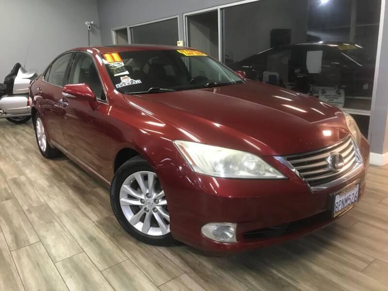 2011 Lexus ES 350 for sale at Golden State Auto Inc. in Rancho Cordova CA