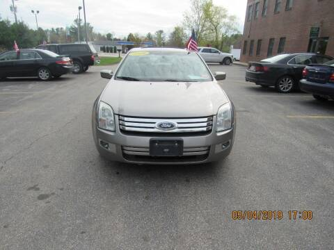 2008 Ford Fusion for sale at Heritage Truck and Auto Inc. in Londonderry NH
