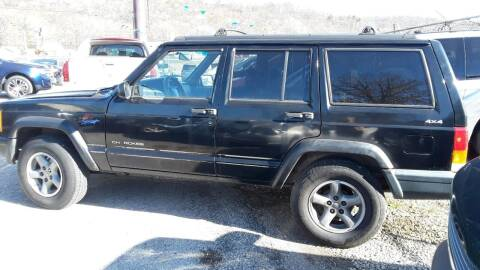 1998 Jeep Cherokee for sale at BBC Motors INC in Fenton MO