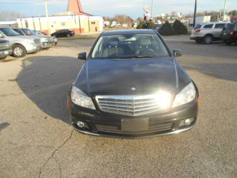 2011 Mercedes-Benz C-Class for sale at SPECIALTY CARS INC in Faribault MN