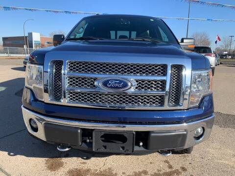2012 Ford F-150 for sale at Minuteman Auto Sales in Saint Paul MN