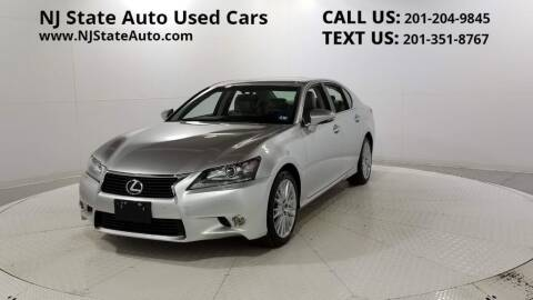 2013 Lexus GS 350 for sale at NJ State Auto Auction in Jersey City NJ